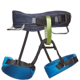 Black Diamond Momentum Harness Kids Kingfisher